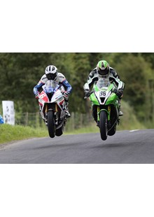 William Dunlop & Derek McGee Armoy Acrylic