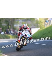 Dan Kneen at the top of Barregarow