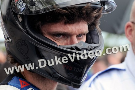 Guy Martin TT 2015 Helmet - click to enlarge