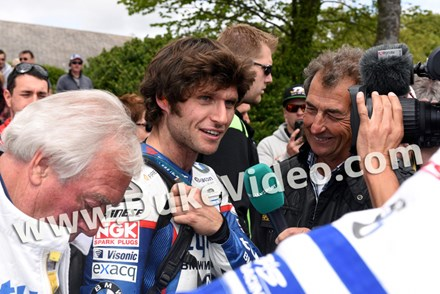 Guy Martin TT 2015 Interview - click to enlarge