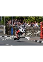 Michael Dunlop TT 2015 St Ninians Print