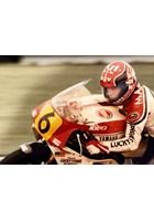 Randy Mamola Silverstone 1986