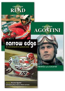 Narrow Edge: The Full Story 3 DVD Bundle