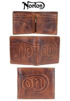 Norton Debossed Wallet