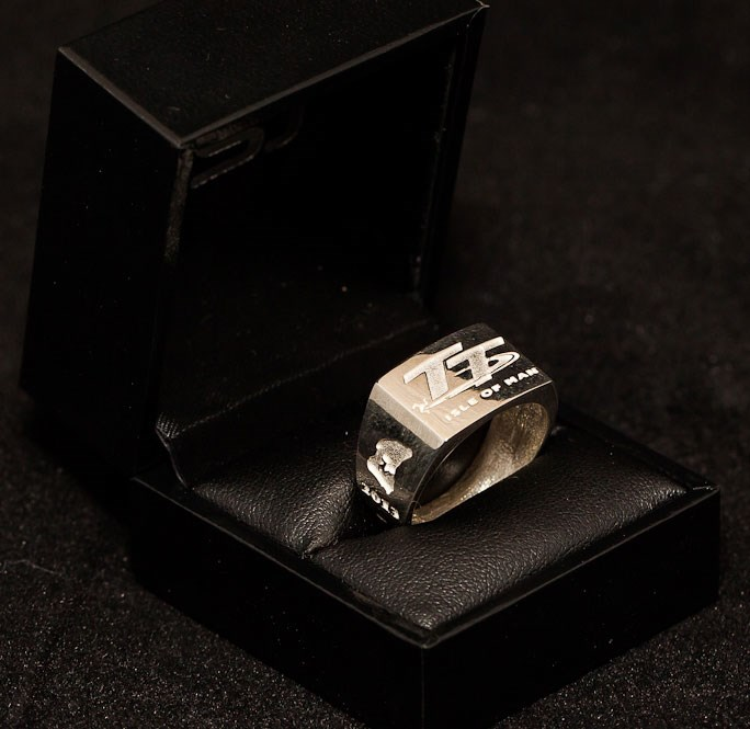 Official TT Jewellery 2013 Ring - click to enlarge
