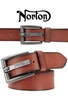 Norton Buckle Belt