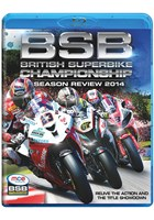British Superbike Season Review 2014 Blu-ray