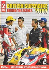 British Superbike 2007 - Behind the Scenes (2 Disc Set)