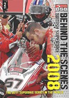 British Superbike Behind the Scenes 2008 (2 Disc) DVD