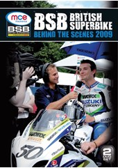 British Superbike Behind the Scenes 2009 (2 Disc)DVD