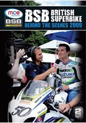 British Superbike Behind the Scenes 2009 (2 Disc)DVD