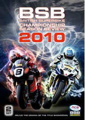 British Superbike Review 2010 ( 2 Disc) DVD