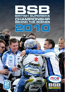 British Superbike Behind the Scenes 2010 (2 Disc) DVD
