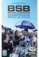 British Superbike Behind the Scenes 2011 (2 Disc) DVD