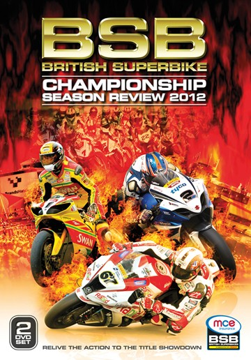 British Superbike Championship Season Review 2012 (2 Disc) DVD - click to enlarge