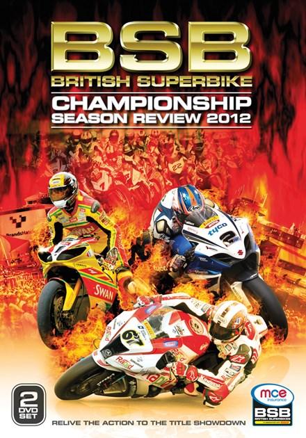 British Superbike Championship Season Review 2012 (2 Disc) DVD