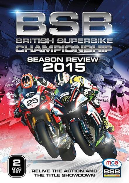 BSB British Superbike Championship Review 2015