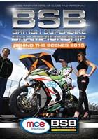 British Superbike Championship 2015  Behind the Scenes (2 Disc) DVD