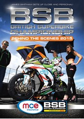 British Superbike Championship 2015  Behind the Scenes (2 Disc) DVD