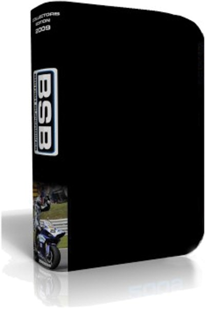 British Superbike 2009 Collector's Edition (2 Disc)  DVD