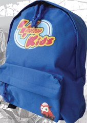 MotoGP Childs Backpack (dark blue)