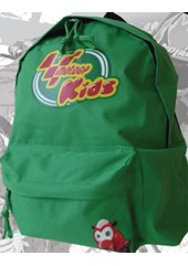 MotoGP Childs Backpack (Lime Green)