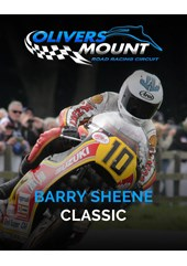 Olivers Mount Barry Sheene Classic 2019 Ticket