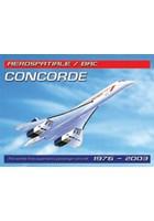 Concorde Metal Sign