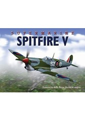 Supermarine Spitfire Metal Sign