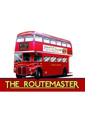 The Routemaster Metal Sign