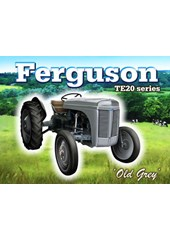Ferquson TE20 Series Metal Sign