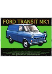 Ford Transit Mk I Metal Sign