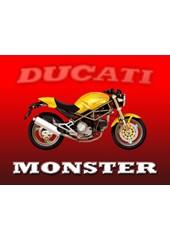 Ducati Metal Sign