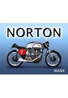 Norton Metal Sign