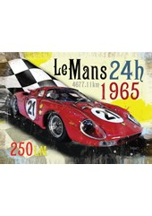 Le Mans 1965 Metal Sign