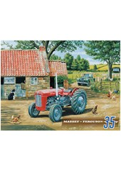 Massey Ferguson 35 Metal Sign