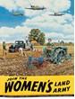 Women's Land Army Metal Sign