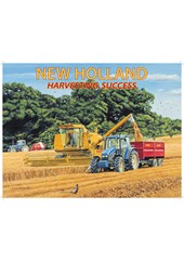 New Holland Metal Sign