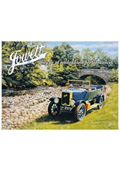 Jowett Metal Sign
