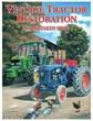 Vintage Tractor Restoration Metal Sign