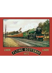 Flying Scotsman 4472  Metal Sign