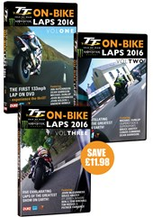 TT On-Bike Laps 2016 Vol. 1-3
