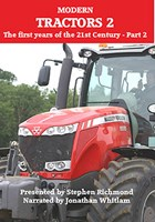 Modern Tractors Part Two DVD
