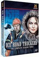 Ice Road Truckers Season Three (4 Disc) DVD Set