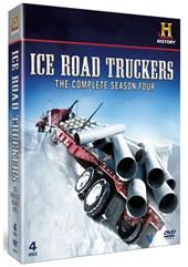 Ice Road Truckers Season Four ( 4 Disc) DVD