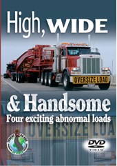 High Wide and Handsome DVD