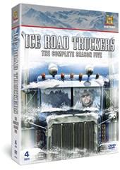 Ice Road Truckers Season 5 (4 Disc) DVD