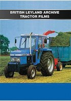 British Leyland Archive Tractor Films DVD