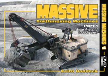 Massive Earthmoving Machine. Part 1 DVD - click to enlarge