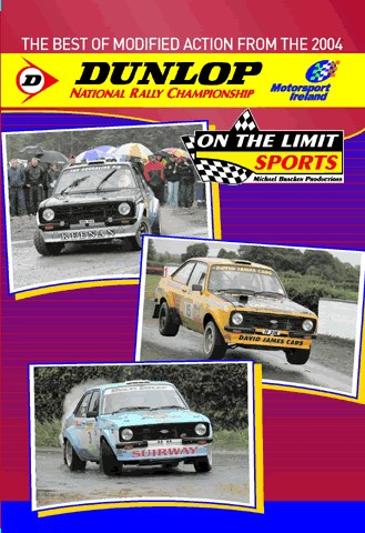 Irish National Rally Championship 2004 DVD